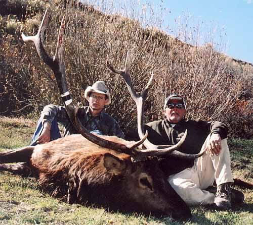 Wycon Safari Elk Hunt 3