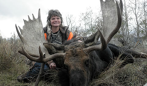 moose hunts in wyoming and colorado wycon safari